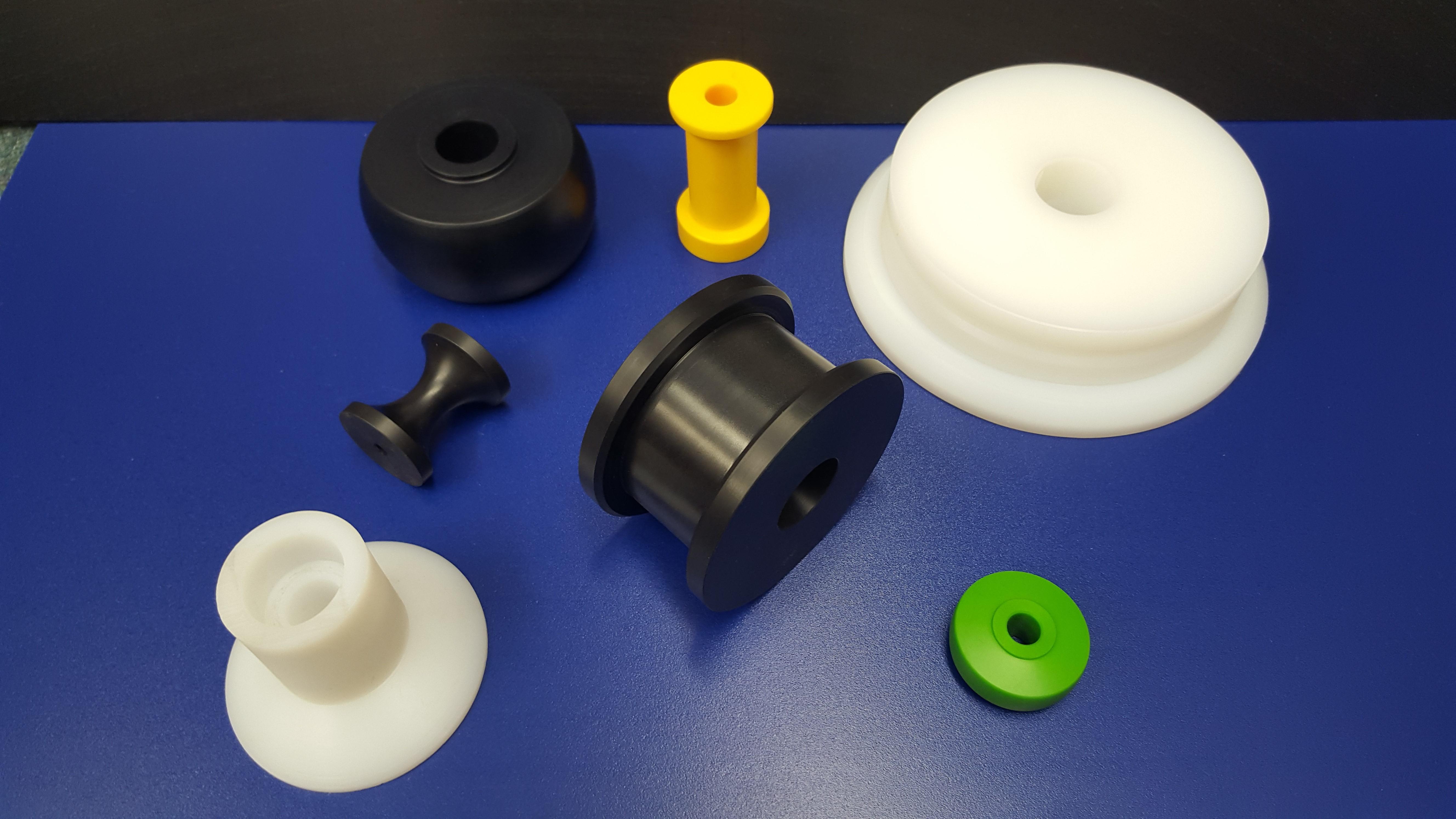 in2plastics plastic bearings rollers pulleys
